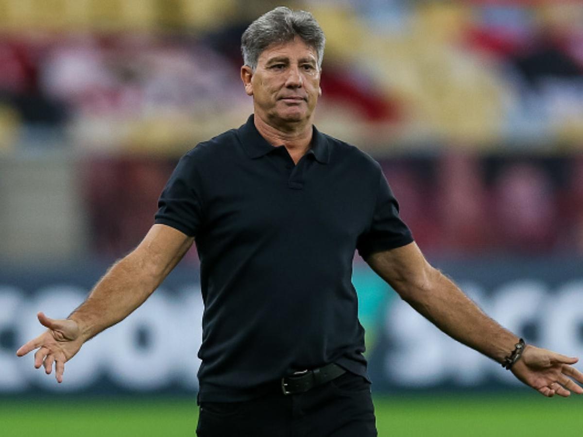 Torcedores do Corinthians pedem Renato Gaúcho no comando da equipe   TNT  Sports