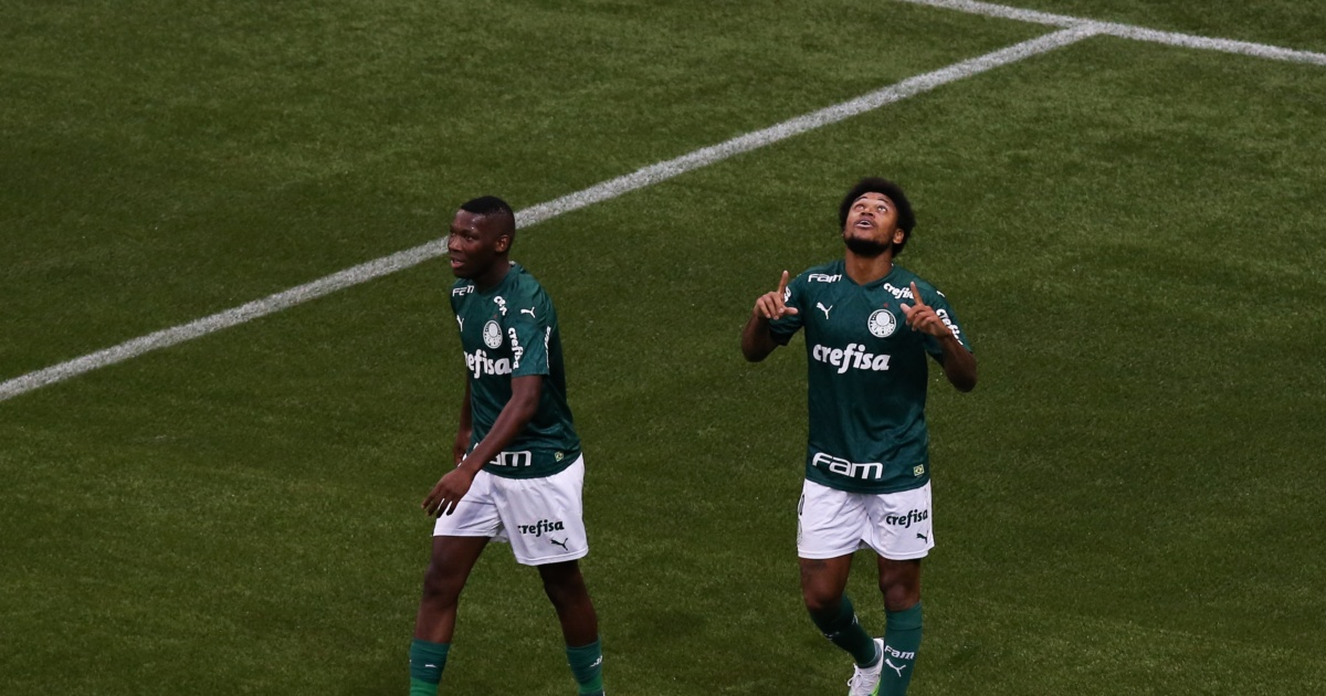 Palmeiras Perde Lucas Lima Patrick De Paula E Luiz Adriano Para Duelo Pela Libertadores Esporte Interativo