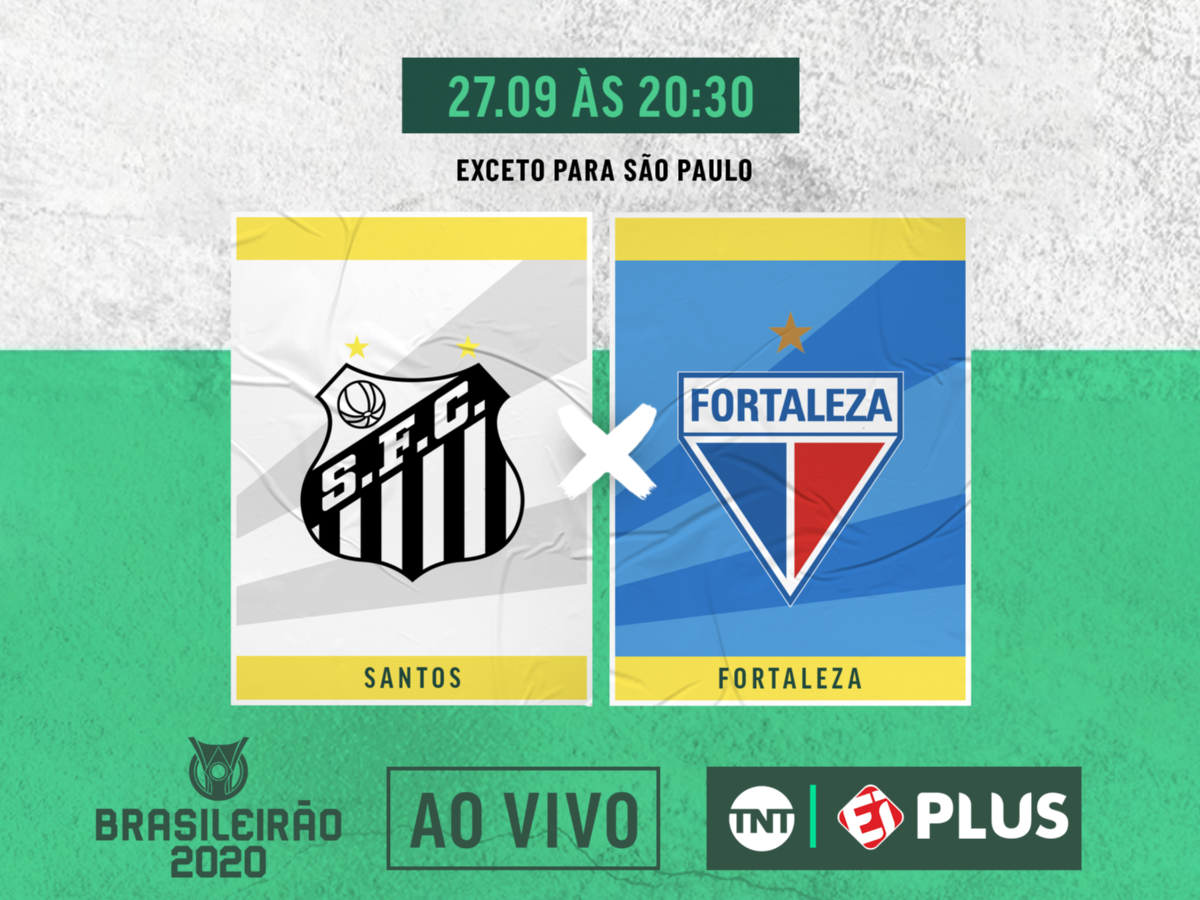 Saiba Onde Assistir Santos X Fortaleza Pela 12ª Rodada Do Brasileirao Esporte Interativo