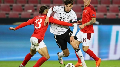 Germany v Switzerland - UEFA Nations League