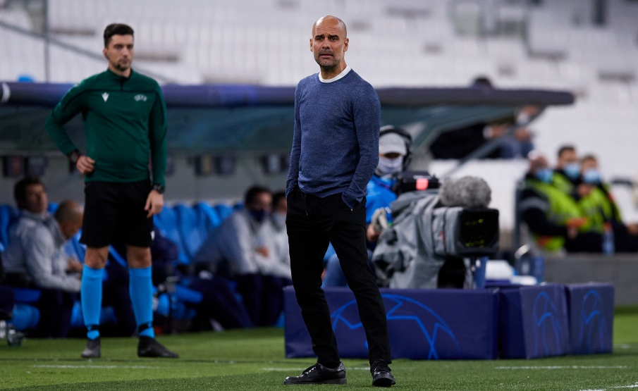 Guardiola quer seguir no Manchester City(Getty Images)