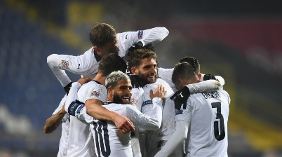 Bosnia-Herzegovina v Italy - UEFA Nations League