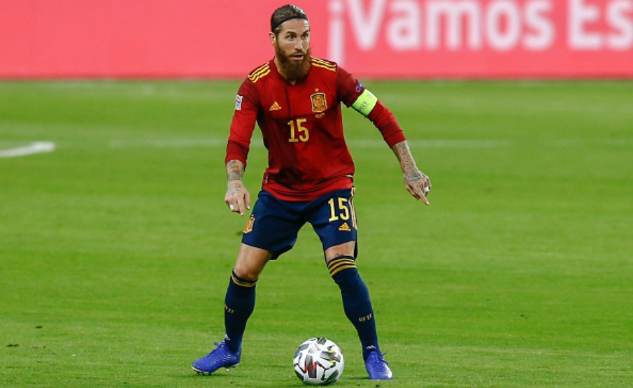 Sergio Ramos será desfalque do Real Madrid(Getty Images)