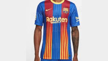 Novas Imagens Da Quarta Camisa Do Barcelona Sao Divulgadas Tnt Sports