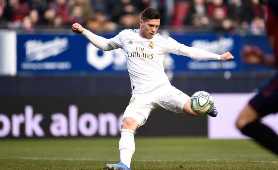 CA Osasuna v Real Madrid CF  - La Liga(2020 Getty Images, Getty Images Europe)