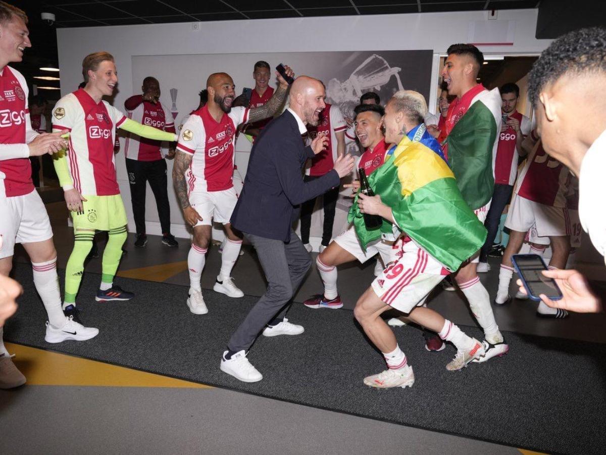 No título holandês, Antony colecionou gols, assistências e prêmios  individuais | TNT Sports