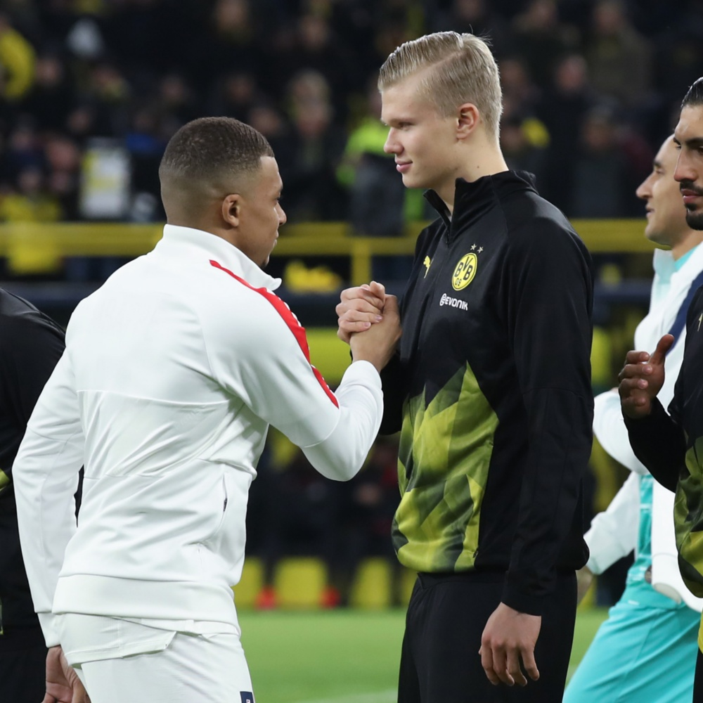 Jornal: Real Madrid planeja contratar Mbappé e Haaland em 2022; Pogba também interessa
