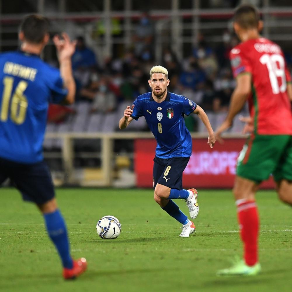 Eliminatórias Europeias: Itália empata com a Bulgária e iguala recorde da Seleção