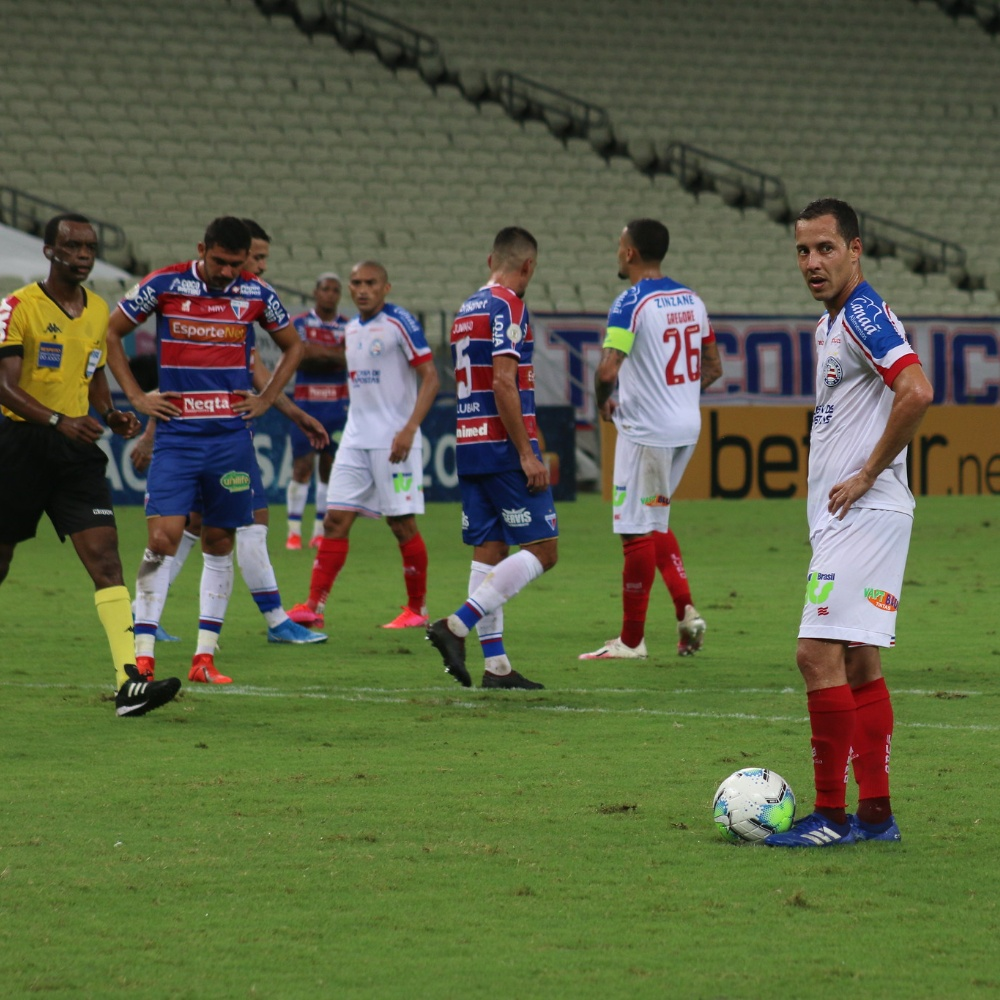 Bahia x Fortaleza: saiba onde assistir ao jogo pela 19ª rodada do Brasileirão