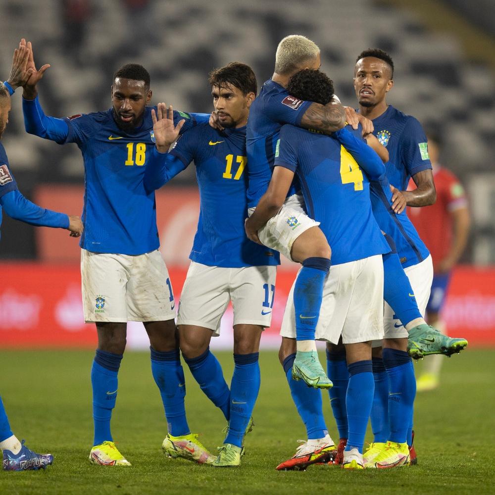 Com sete vitórias, Seleção Brasileira tem melhor início de Eliminatórias da história