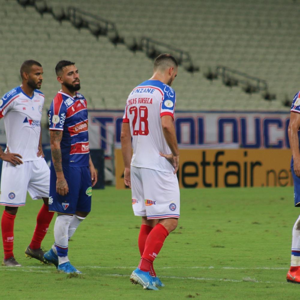 A Hora do Jogo: Fortaleza é o favorito para partida contra o Bahia pela 19ª rodada