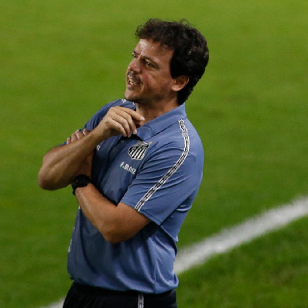 Fernando Diniz é demitido do Santos