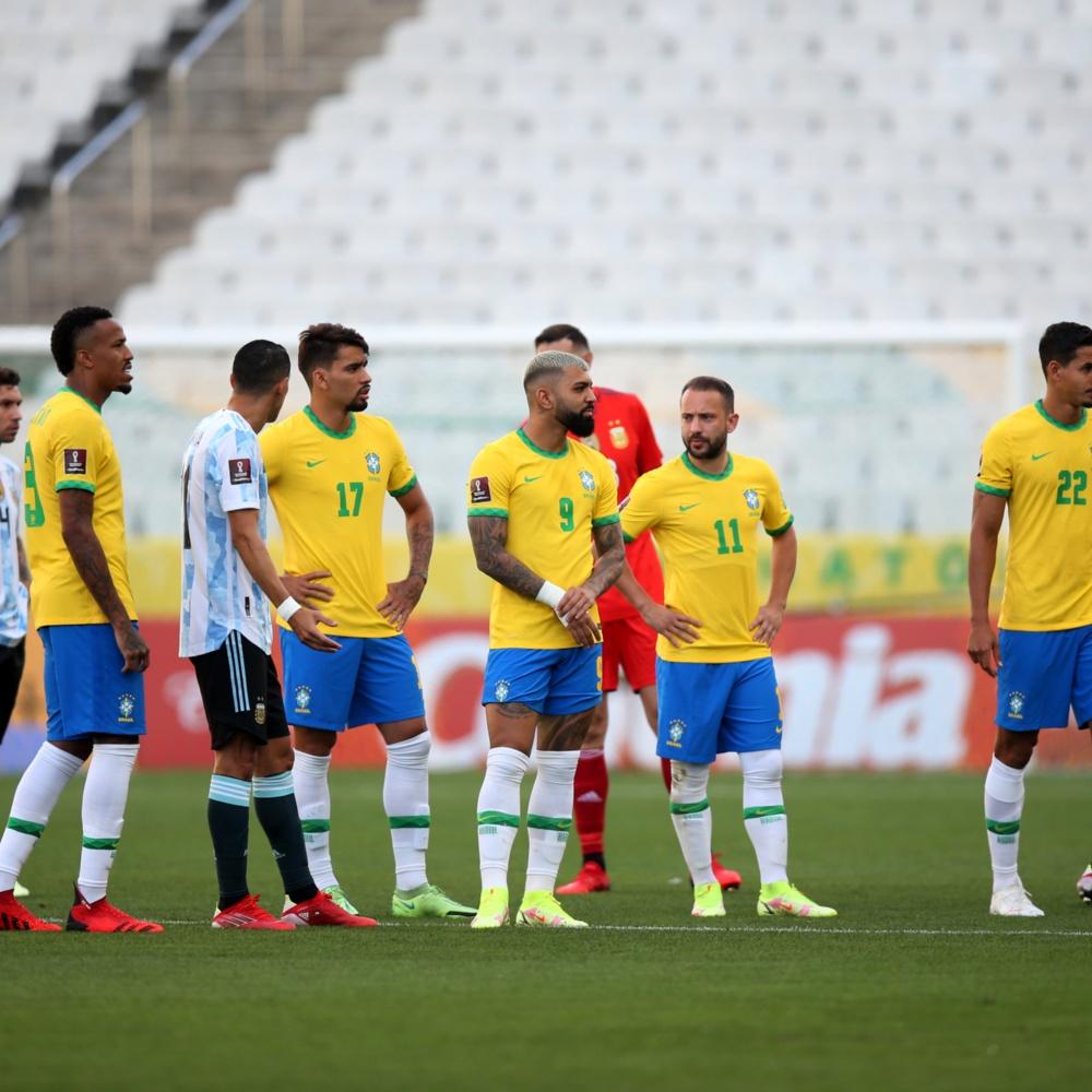 Conmebol confirma suspensão de Brasil x Argentina e destaca que próximas decisões são de competência da Fifa