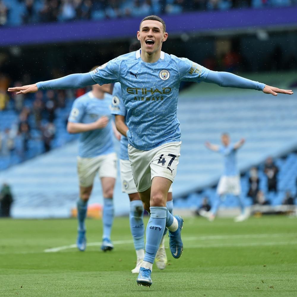 Manchester City prepara mega contrato para renovar com Phil Foden até junho de 2027