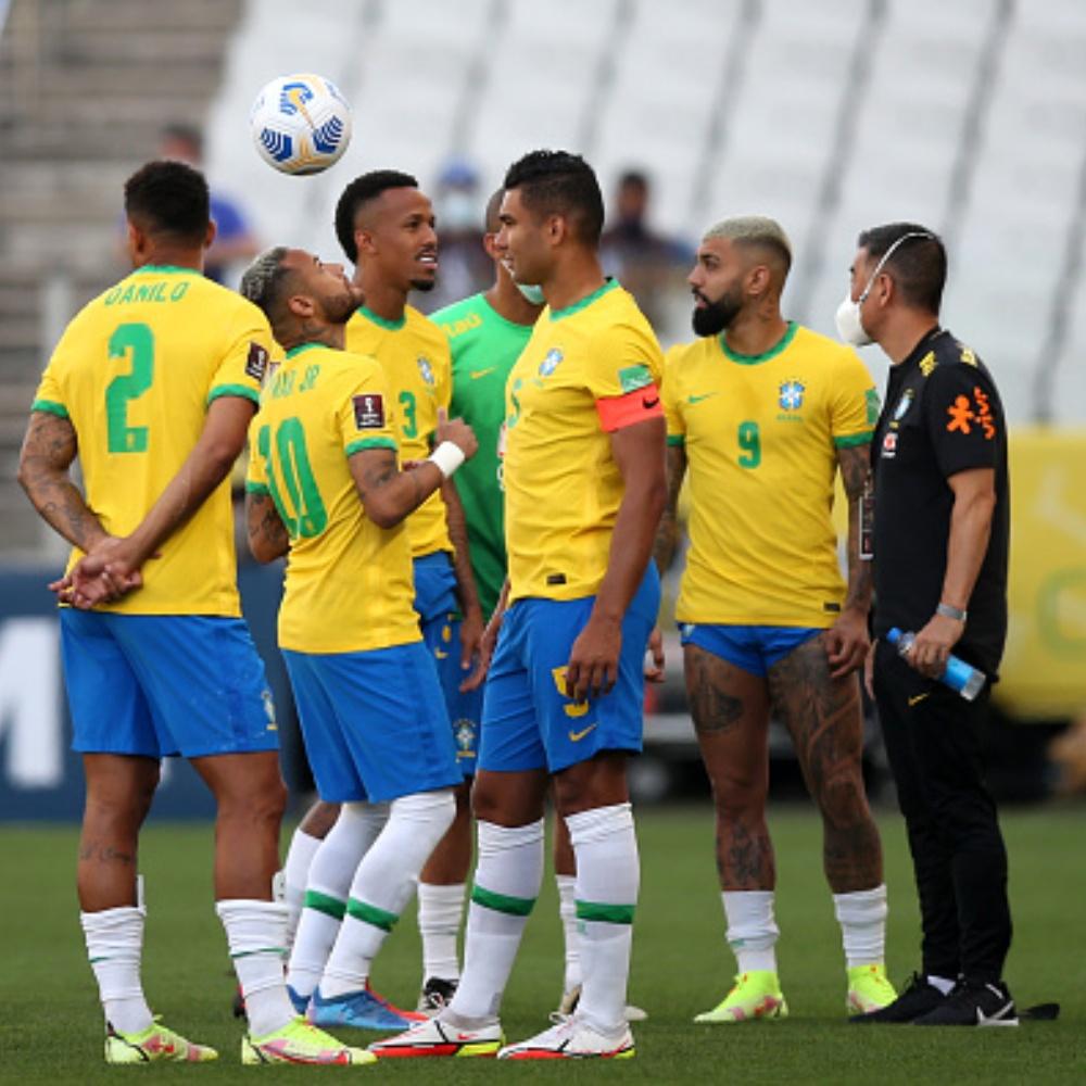 Fifa apura confusão causada em Brasil x Argentina, e CBF e AFA viram alvos