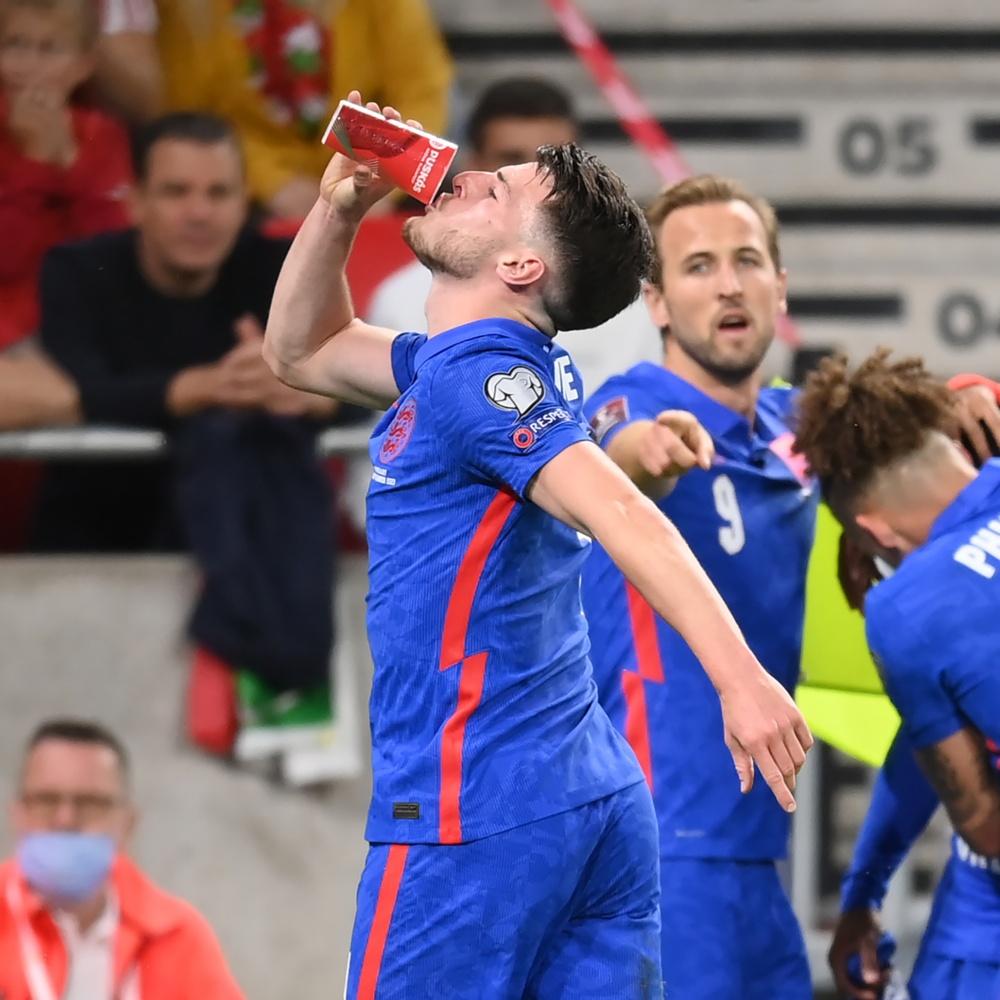 Manchester United quer contratação de Declan Rice, da seleção inglesa, para 2022/23