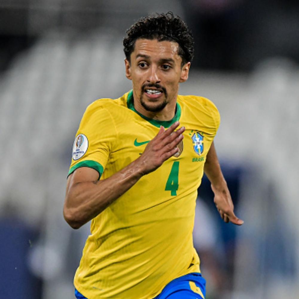 Marquinhos é desconvocado da Seleção Brasileira e não joga contra o Peru