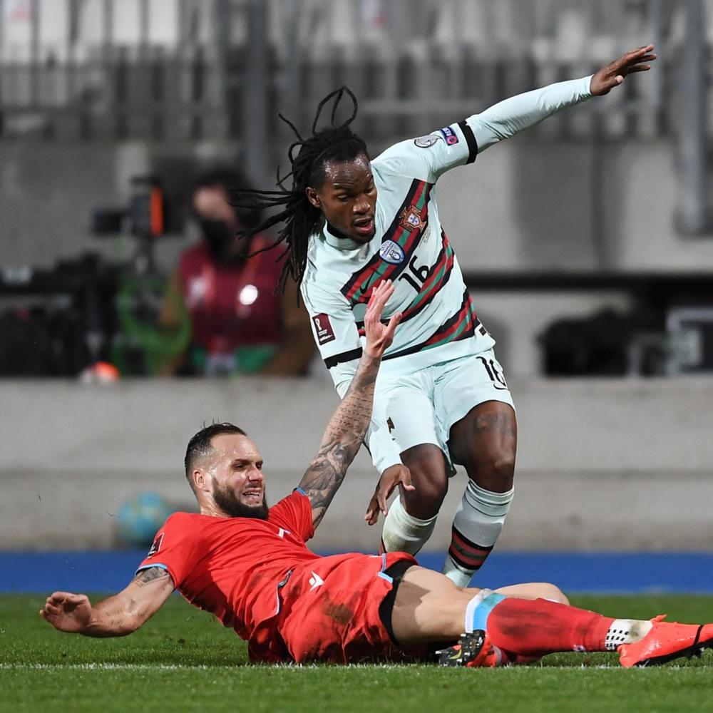 Azerbaijão x Portugal: Veja lances do jogo pelas Eliminatórias da Copa do Mundo de 2022