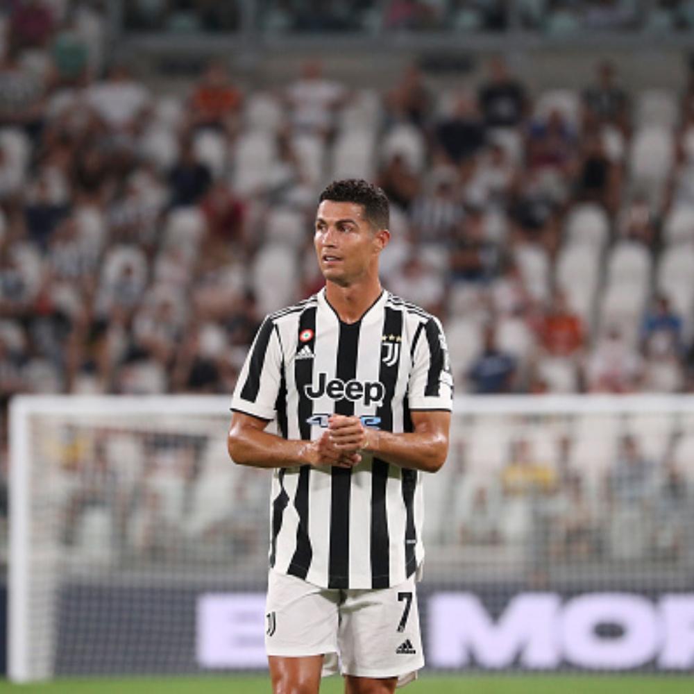 'O problema foi o fracasso da equipe em crescer ao seu redor', diz Del Piero sobre CR7
