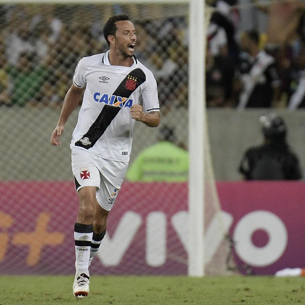 Vasco anuncia o retorno do meia Nene, que estava no Fluminense