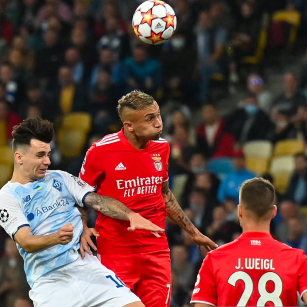 Dínamo de Kiev 0x0 Benfica: veja os melhores momentos do empate das equipes na Ucrânia