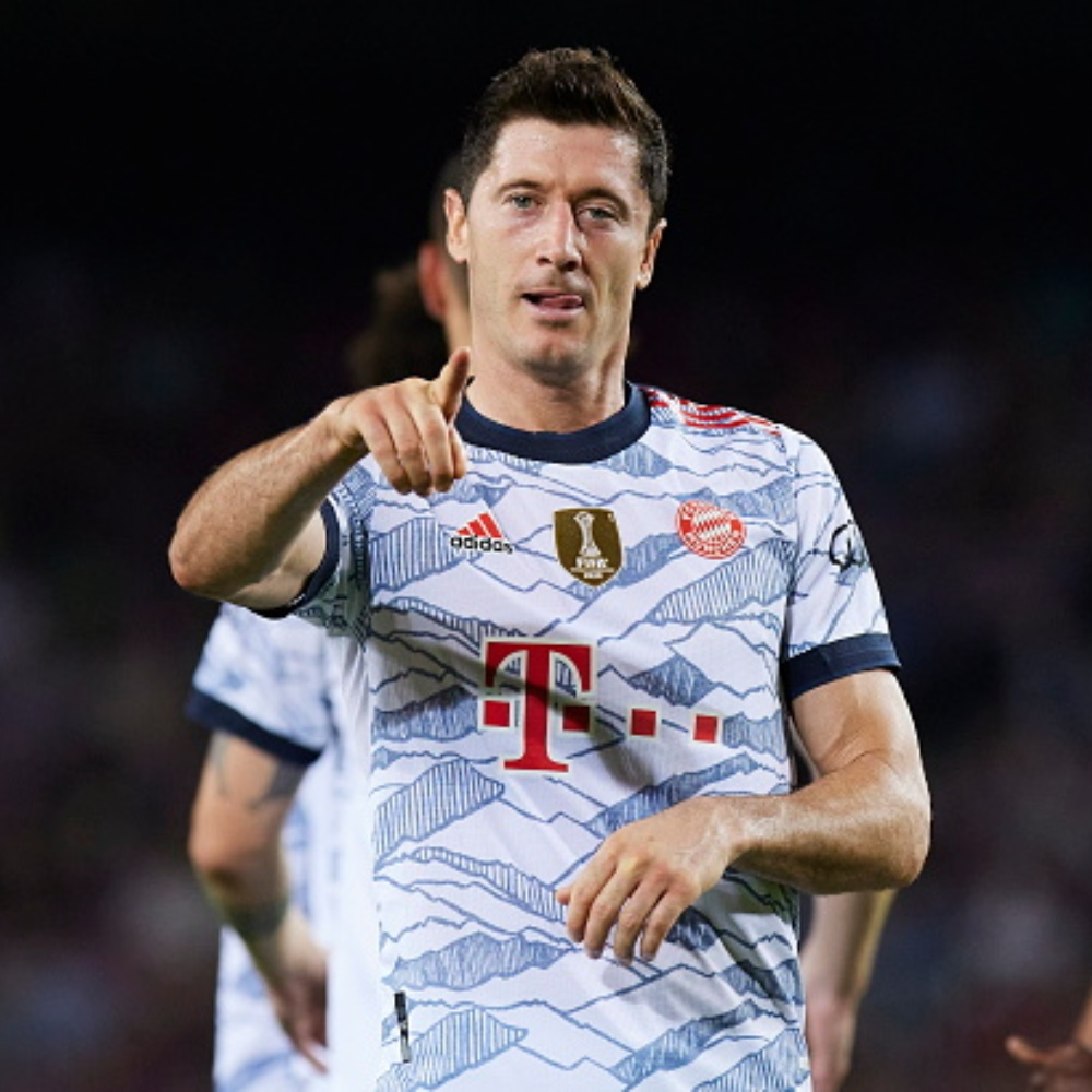 Após pedido de Klopp, Lewandowski se interessa por transferência ao Liverpool, diz site