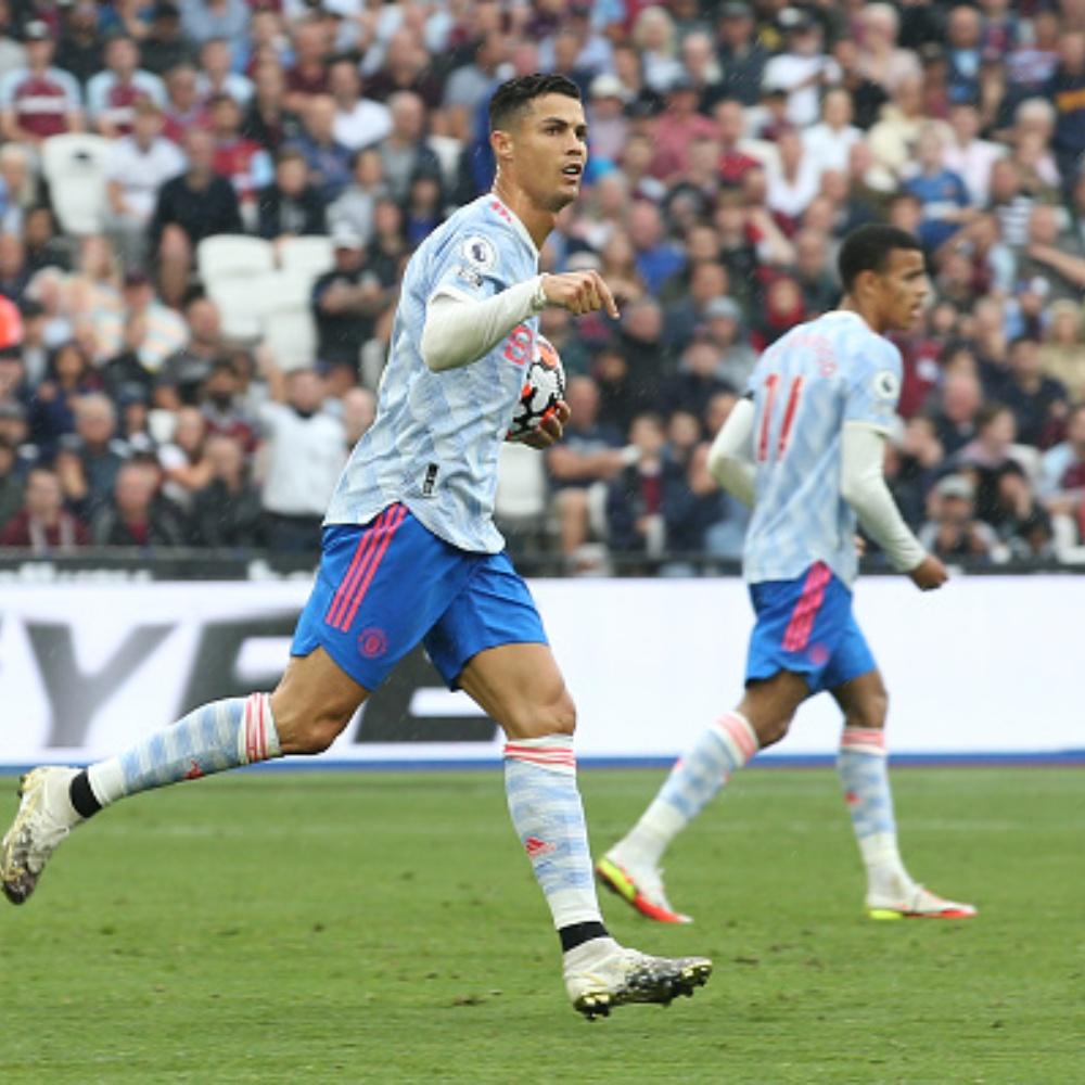 Torcedores 'invadem' as redes sociais para exaltar Cristiano Ronaldo após mais um gol
