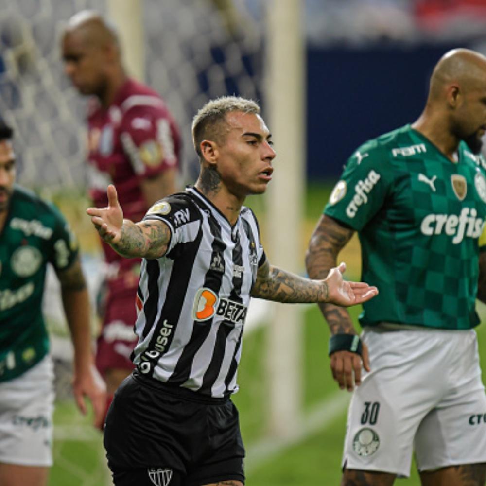 'De Placa' elege time ideal com elencos de Palmeiras e Atlético; veja como ficou