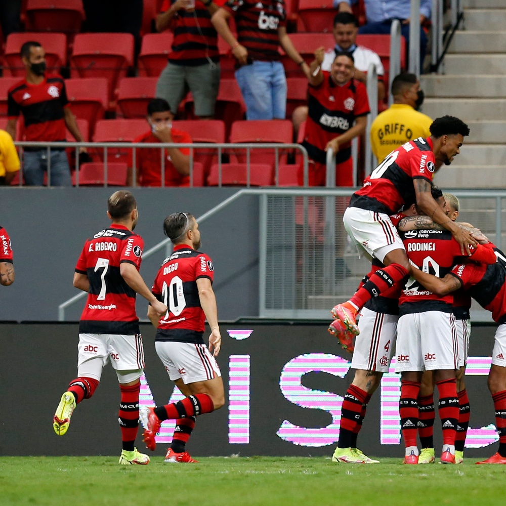 Flamengo tem amplo favoritismo contra o Barcelona-EQU pela Libertadores, indica site