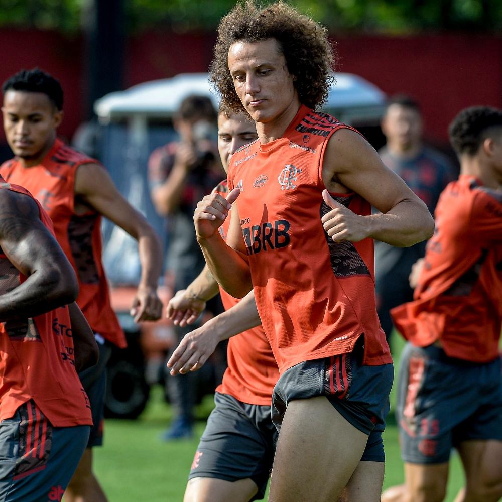 Flamengo: David Luiz será titular contra o Barcelona pela Libertadores; veja escalações