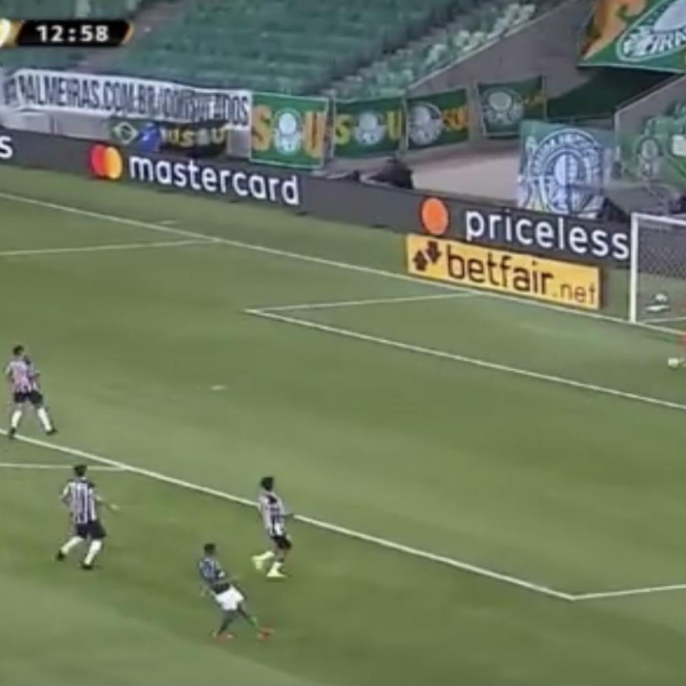 Podem muito mais – Palmeiras 0 x 0 Atlético Mineiro