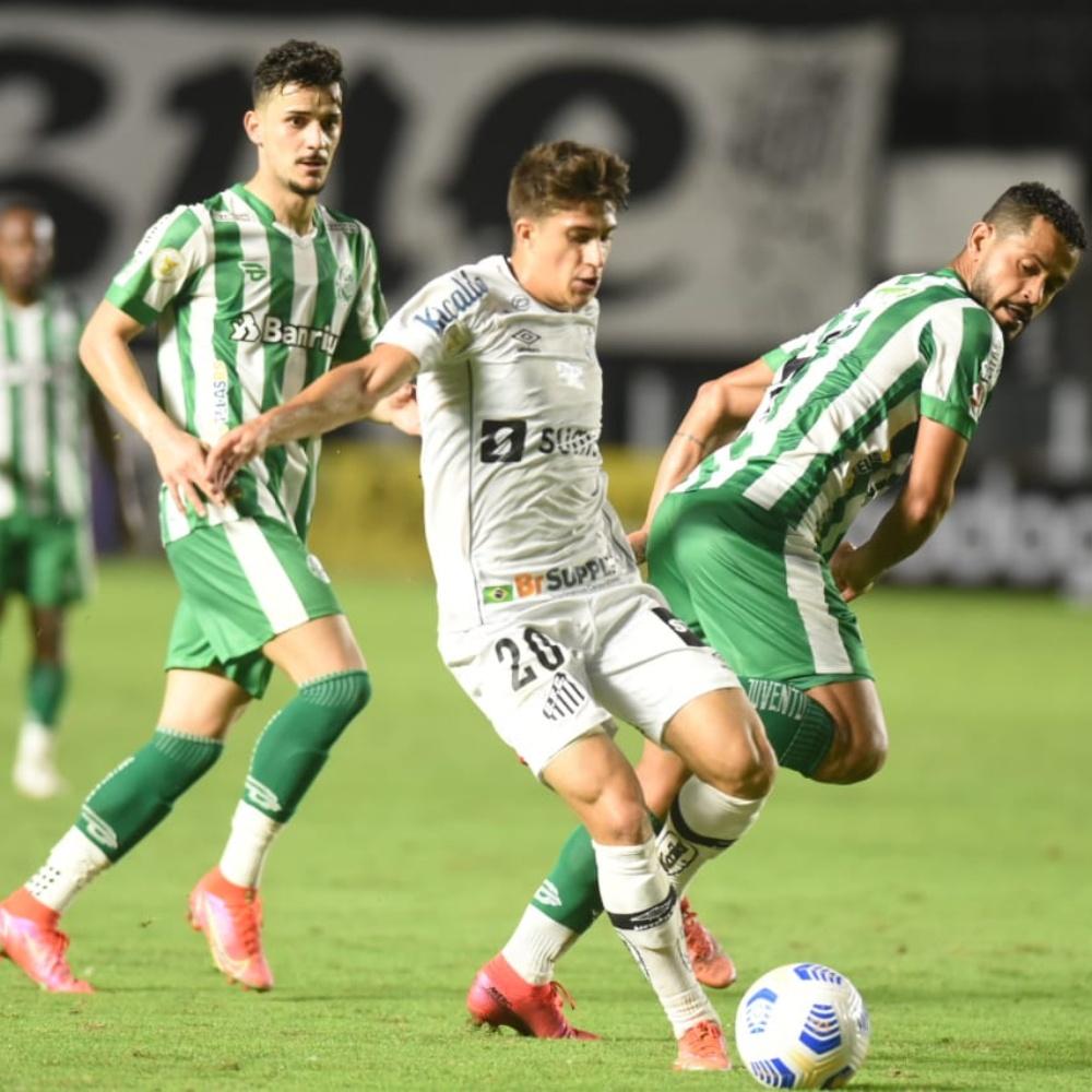 A Hora do Jogo: Santos tem leve favoritismo para duelo contra o Juventude