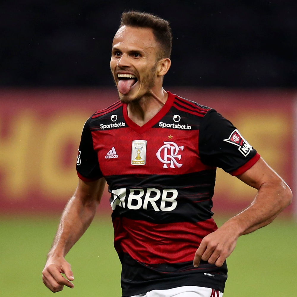 Torcedores do Flamengo criticam 1º tempo de Renê contra o América-MG: 'Errando tudo'
