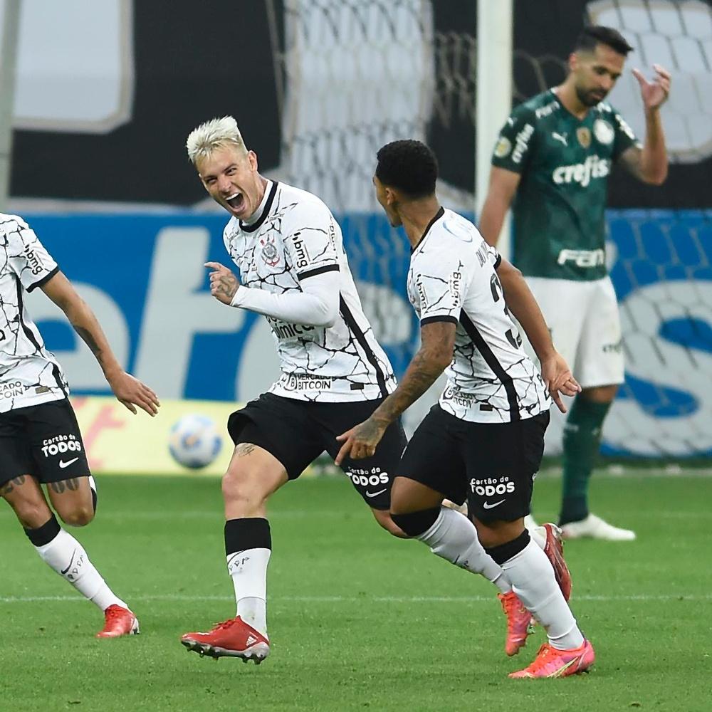 Para site, Corinthians e Red Bull Bragantino possuem o mesmo favoritismo nesta rodada