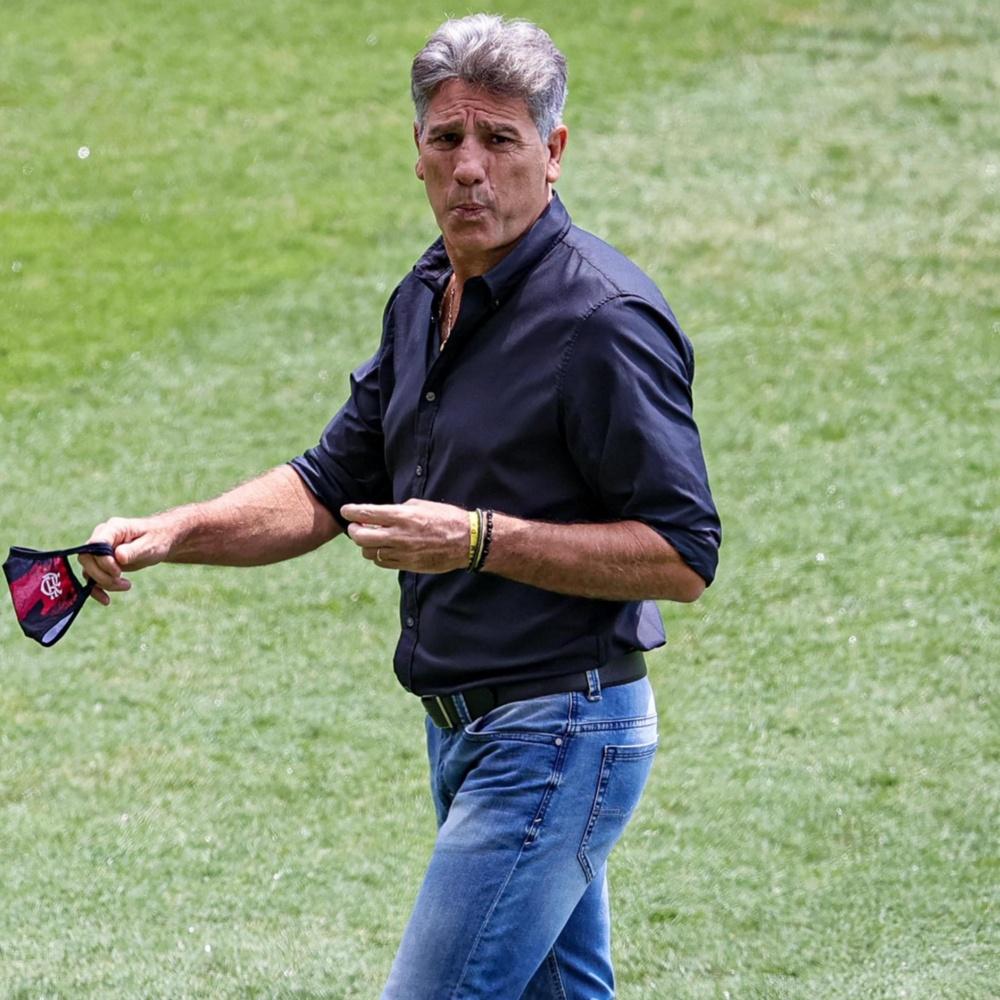ENQUETE: você concordou com a estratégia de Renato contra o América-MG? VOTE