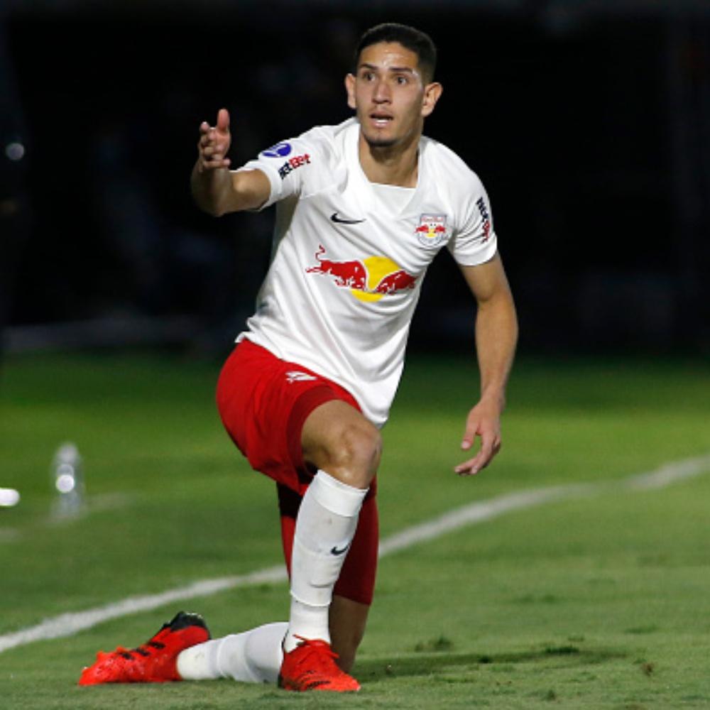 Bruno Praxedes, do Red Bull Bragantino, entra na mira de clubes europeus, diz jornal