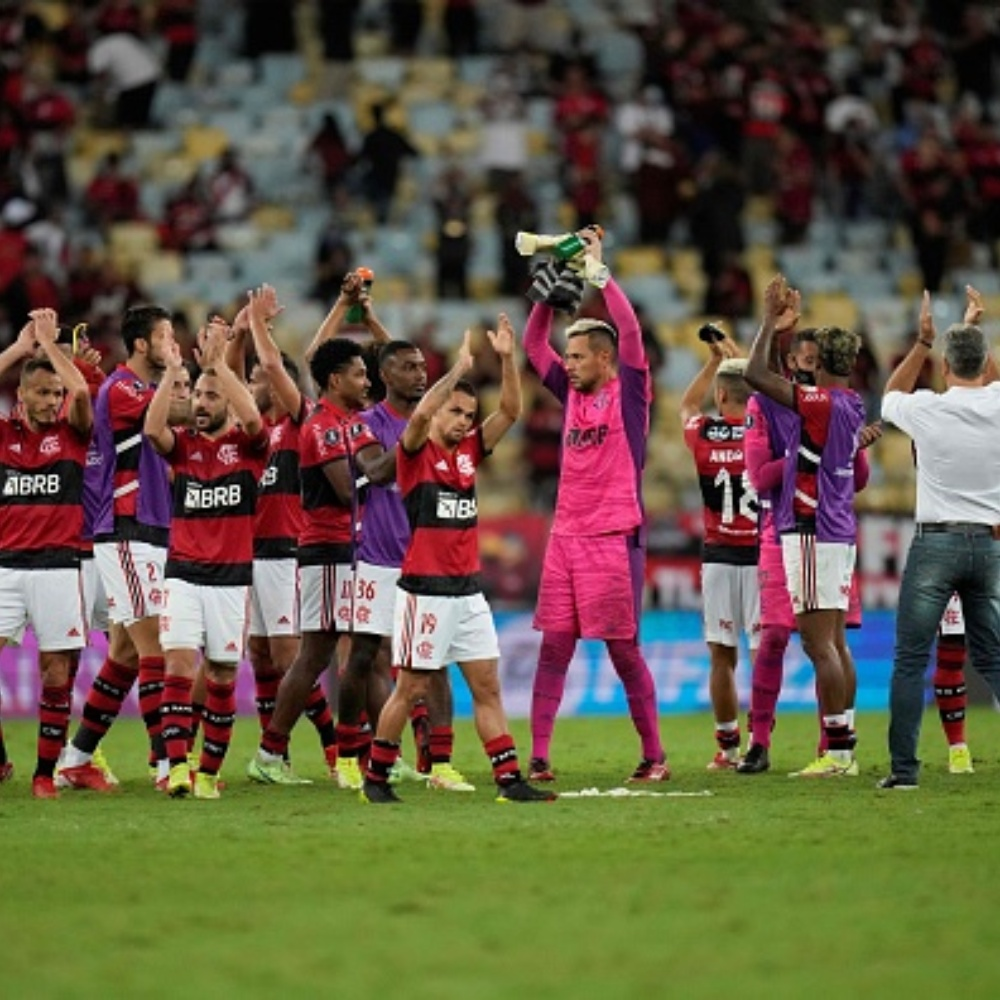 Jornal espanhol aposta no Flamengo como principal candidato ao título da Libertadores
