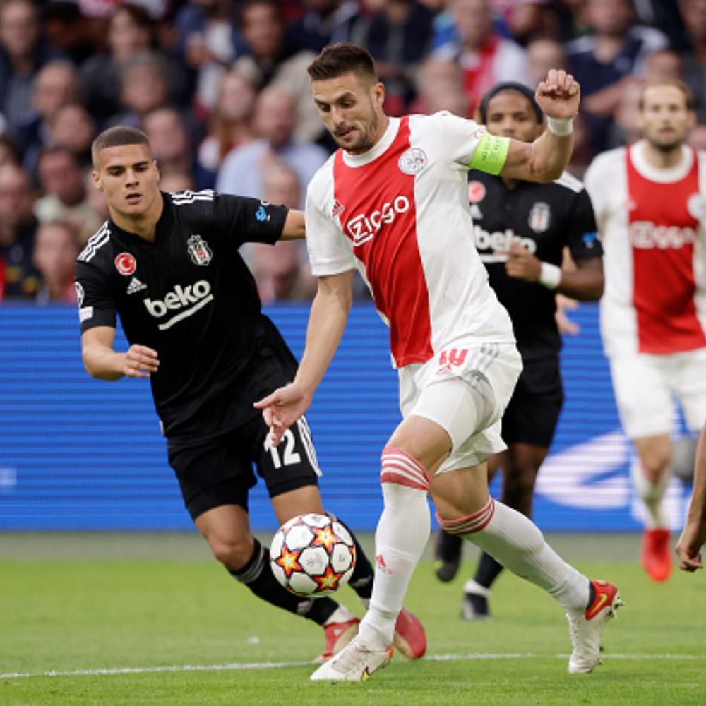 Ajax x Besiktas: Veja lances da partida válida pela segunda rodada da Champions League