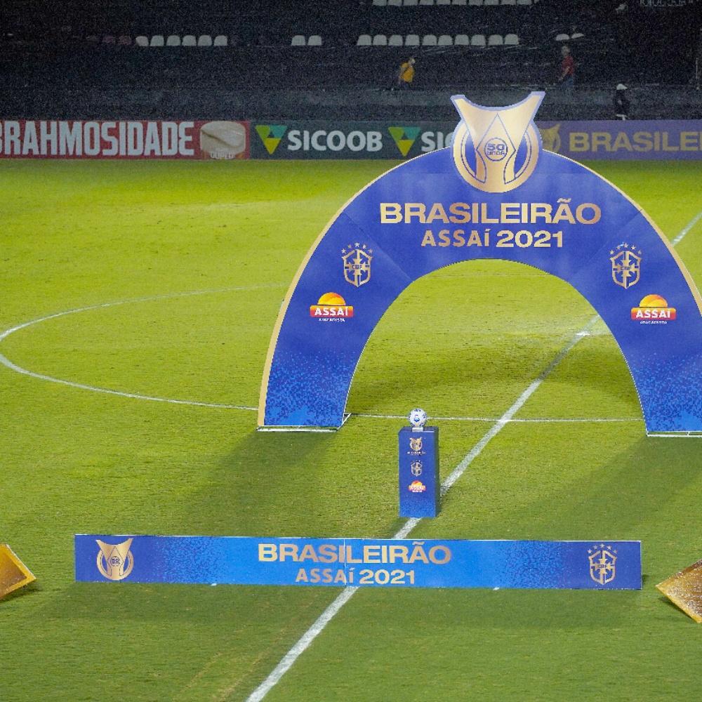 Com jogos de Santos e Bahia adiados, Brasileirão volta a ter público já na 23ª rodada