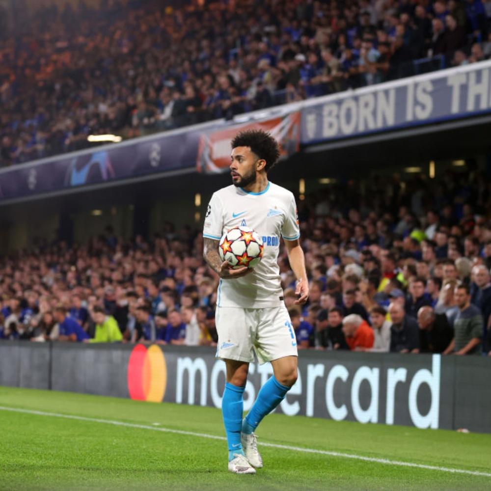Zenit x Malmö: Veja lances da partida válida pela Champions League