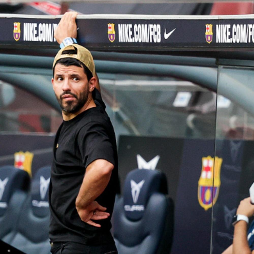 Jornal espanhol revela que Agüero estreará pelo Barcelona no dia 17 de outubro