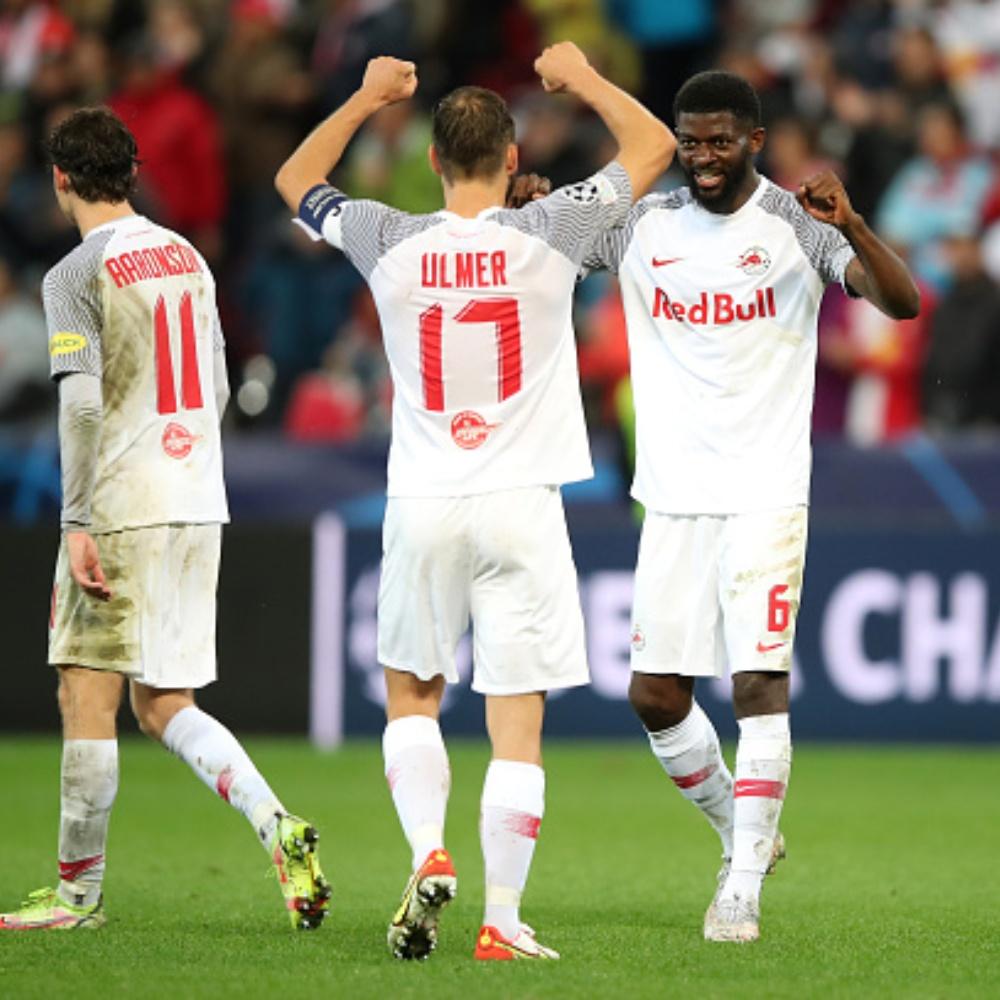 Salzburg 2×1 Lille: veja os melhores momentos da vitória do time alemão na Champions