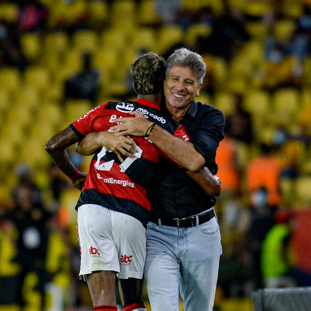 Renato comenta sobre final entre Flamengo x Palmeiras: 'Quem errar menos vai levar a taça'