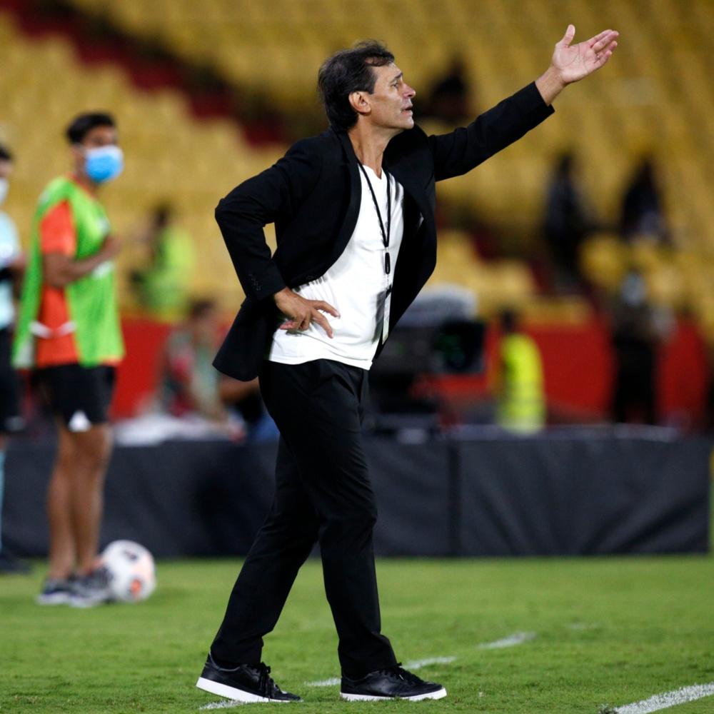 'Flamengo é superior a todos os times do continente', afirma técnico do Barcelona-EQU
