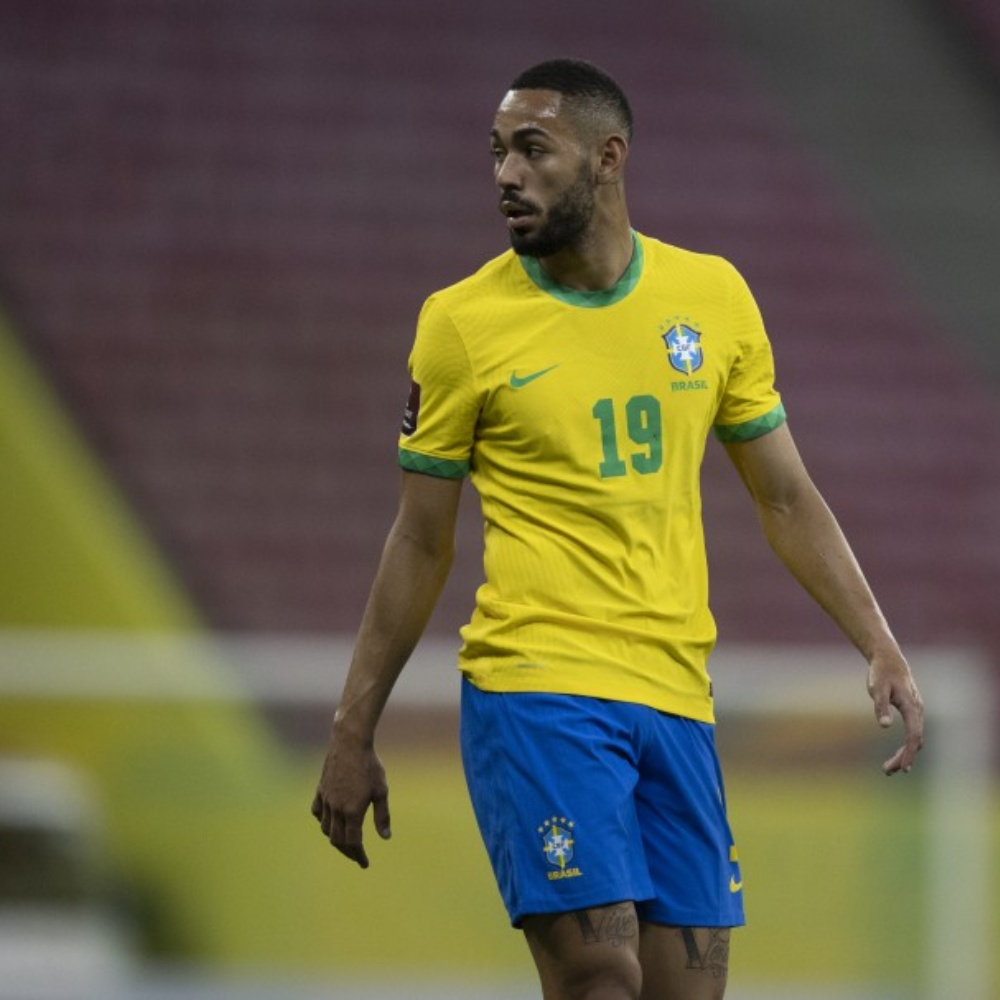 Lesionado, Matheus Cunha está desconvocado da seleção brasileira