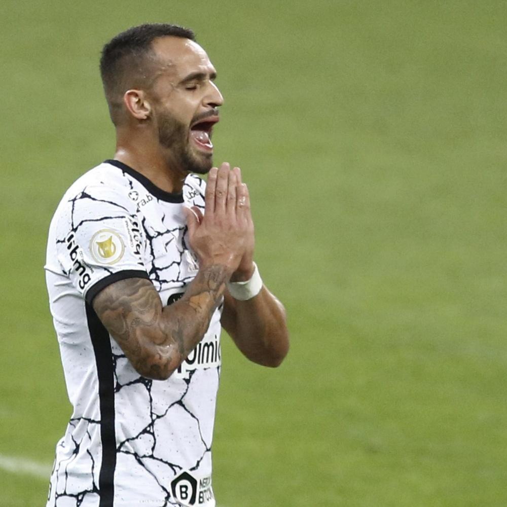 Renato Augusto revela proposta do PSV, da Holanda, antes de fechar com o Corinthians