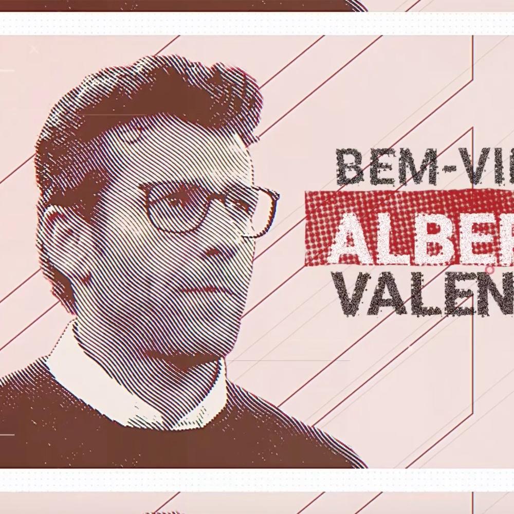 Athletico Paranaense anuncia Alberto Valentim como novo técnico