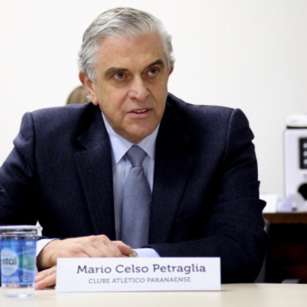 Presidente do Athletico-PR dispara elogios ao Flamengo: 'Maior clube do Brasil'