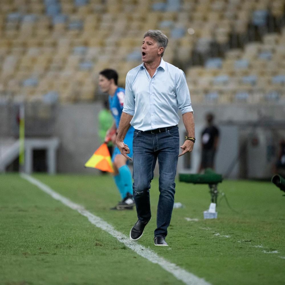 Renato exalta padrão de jogo do Flamengo: 'Só não vê quem quer tumultuar'