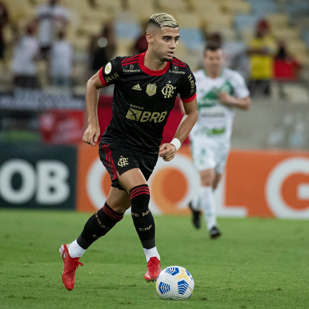 Pogba e Lukaku repercutem golaço de falta de Andreas Pereira pelo Flamengo: 'Muito bom'